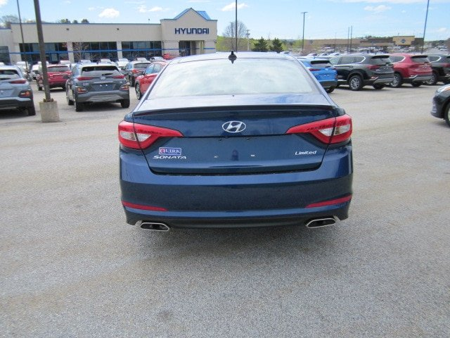 Certified Pre-Owned 2015 Hyundai Sonata 2.4L Limited