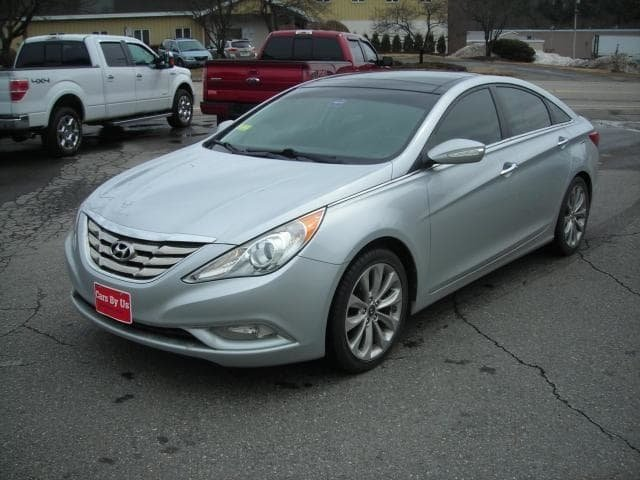 Pre-Owned 2012 Hyundai Sonata 2.0T Limited FWD 4dr Car