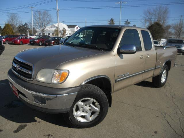 Pre-Owned 2002 Toyota Tundra SR5 RWD Extended Cab