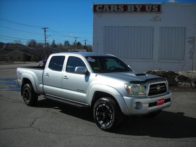 Pre-Owned 2005 Toyota Tacoma DBL CAB 4WD LB AT 4WD