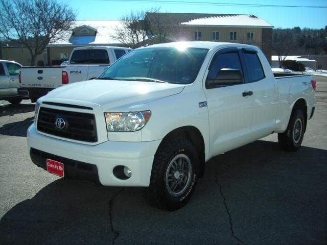 Pre-Owned 2013 Toyota Tundra 4WD Truck DB 4WD V8 5.7 SR5