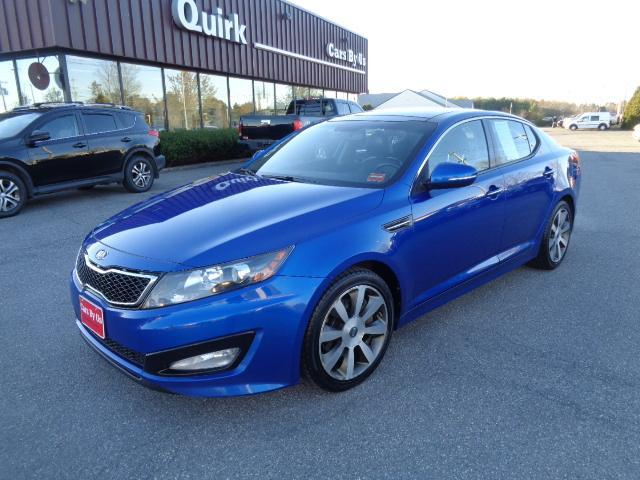 2013 Kia Optima SX FWD 4dr Car
