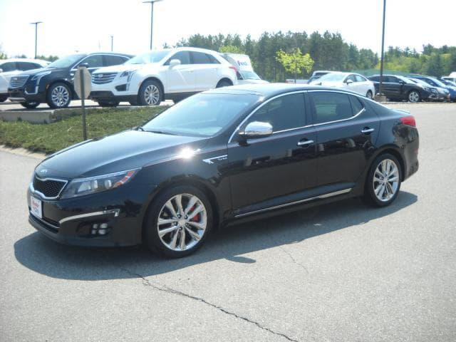 2014 Kia Optima SXL Turbo With Navigation