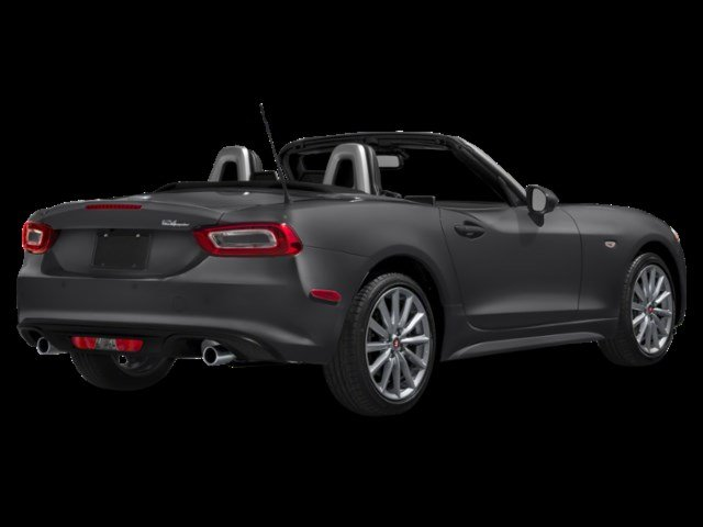 New 2019 FIAT 124 Spider Lusso