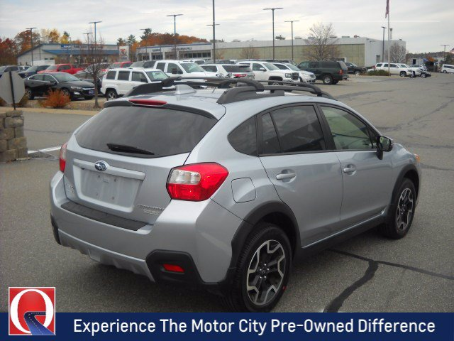 Pre-Owned 2017 Subaru Crosstrek Limited