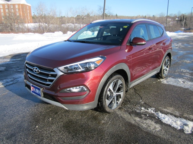 Certified Pre-Owned 2017 Hyundai Tucson