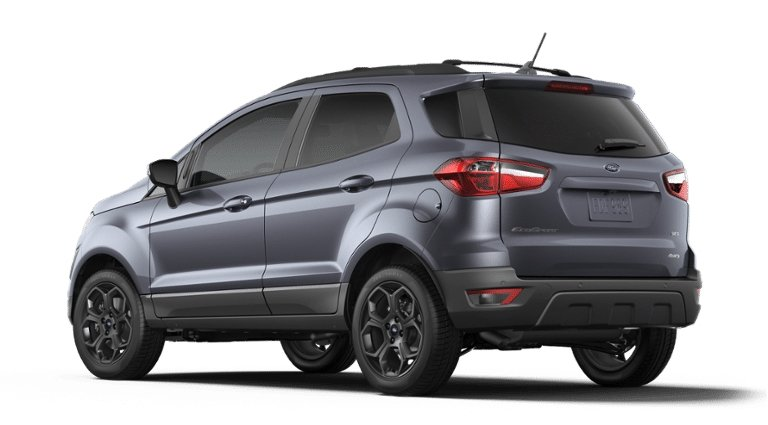New 2018 Ford EcoSport SES