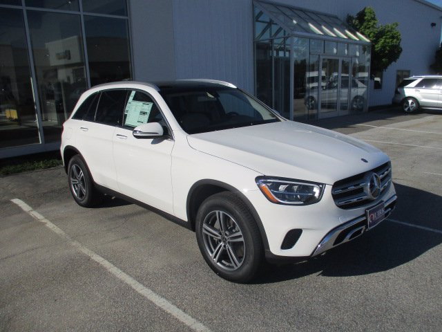New 2020 Mercedes-Benz GLC 300 4MATIC