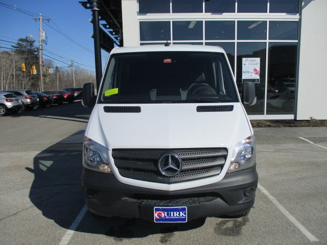 New 2018 Mercedes-Benz Sprinter 2500 Standard Roof 144
