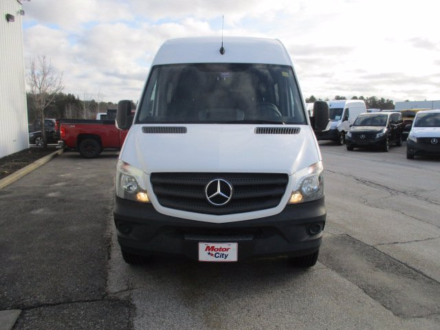 Pre-Owned 2016 Mercedes-Benz Sprinter Cargo Vans RWD 2500 170