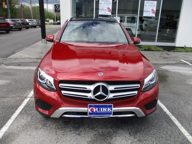 Certified Pre-Owned 2018 Mercedes-Benz GLC 300 4MATIC