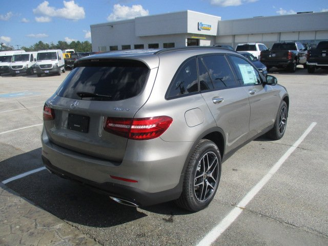 New 2019 Mercedes-Benz GLC 300 4MATIC