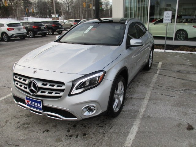 New 2019 Mercedes-Benz GLA 250 4MATIC