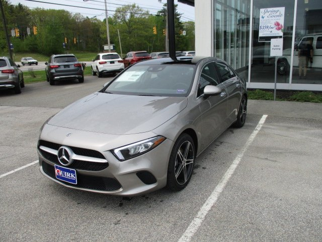 New 2019 Mercedes-Benz A220 4MATIC
