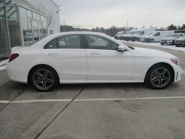 New 2020 Mercedes-Benz C 300 4MATIC