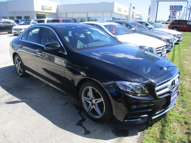 New 2017 Mercedes-Benz E 300 4MATIC E 300 Sport