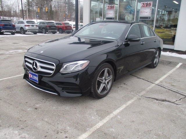 Certified Pre-Owned 2017 Mercedes-Benz E 300 4MATIC