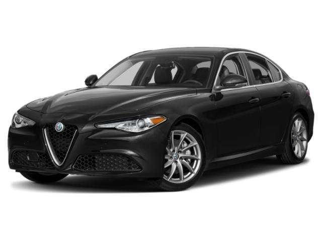 New 2019 Alfa Romeo Giulia With Navigation & AWD