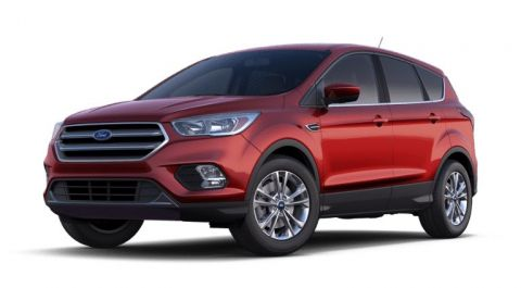 New 2019 Ford Escape SE