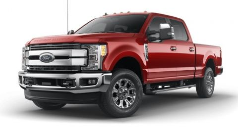 New 2019 Ford Super Duty F-250 SRW F-250 LARIAT