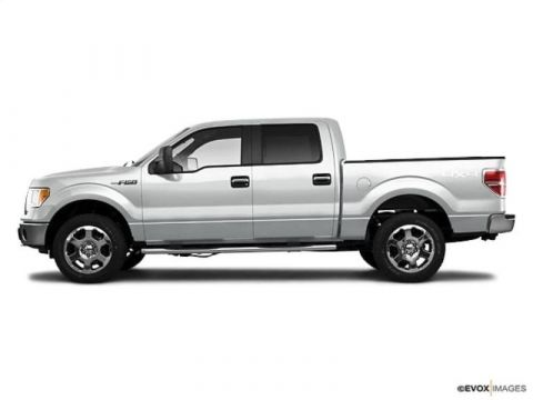 Pre-Owned 2010 Ford F-150 Base