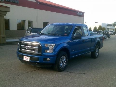 Pre-Owned 2016 Ford F-150 Base
