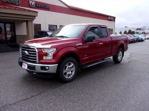 Pre-Owned 2015 Ford F-150 Base