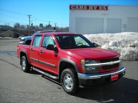 Pre-Owned 2007 Chevrolet Colorado LT w/1LT