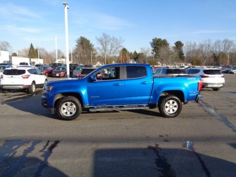 Pre-Owned 2019 Chevrolet Colorado 4WD Work Truck