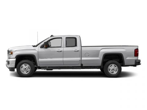 Pre-Owned 2017 GMC Sierra 2500HD SLE