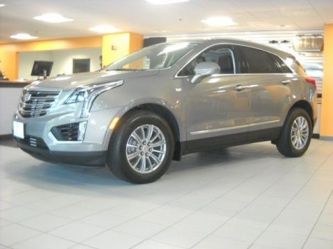 New 2019 Cadillac XT5 Luxury AWD