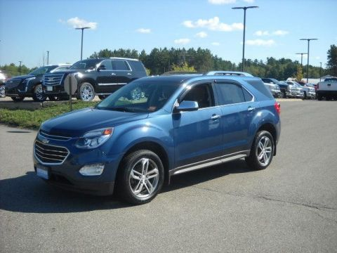 Certified Pre-Owned 2017 Chevrolet Equinox Premier