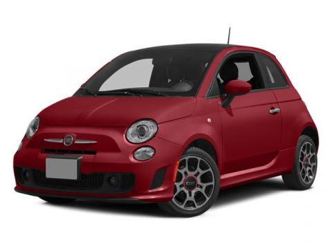 Pre-Owned 2013 FIAT 500 Turbo Cattiva