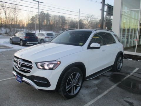 New 2020 Mercedes-Benz GLE 450 4MATIC