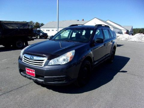 Pre-Owned 2010 Subaru Outback WGN AT
