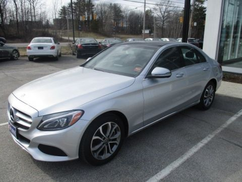 Certified Pre-Owned 2017 Mercedes-Benz C 300 4MATIC C 300