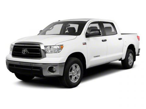 Pre-Owned 2013 Toyota Tundra 4WD Truck CREW 4WD V8 5.7 S