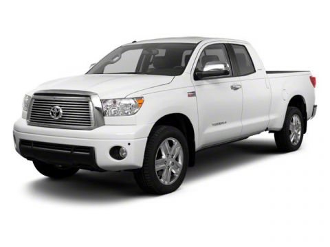 Pre-Owned 2010 Toyota Tundra 4WD Truck DB 4WD V8 5.7 SR5