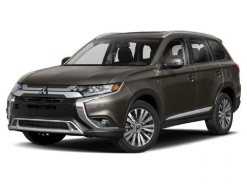 Certified Pre-Owned 2019 Mitsubishi Outlander SE