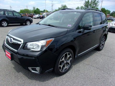 Pre-Owned 2015 Subaru Forester 2.0XT Touring
