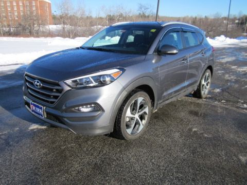 Certified Pre-Owned 2016 Hyundai Tucson