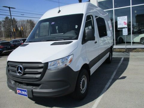New 2019 Mercedes-Benz Sprinter 2500 High Roof 144 RWD Passenger Van