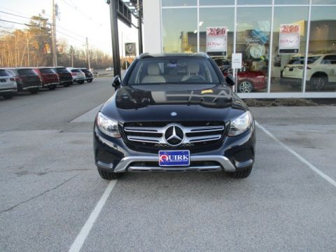 Pre-Owned 2017 Mercedes-Benz GLC 300 4MATIC