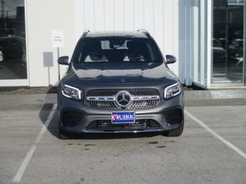 New 2020 Mercedes-Benz GLB 250 4MATIC