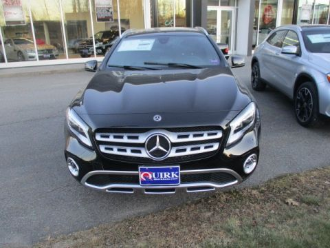 New 2020 Mercedes-Benz GLA 250 4MATIC