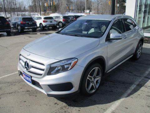 Certified Pre-Owned 2015 Mercedes-Benz GLA 250 4MATIC