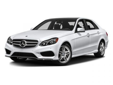 New 2016 Mercedes-Benz E 350 4MATIC