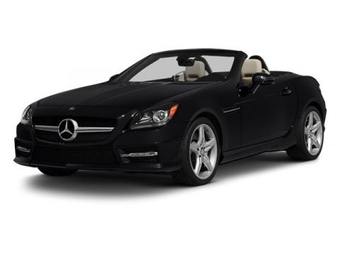 Pre-Owned 2013 Mercedes-Benz AMG® SLK 55 ROADSTER