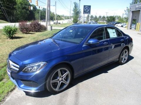 New 2017 Mercedes-Benz C 300 4MATIC C 300