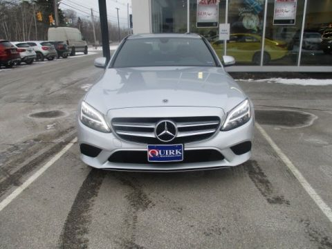 New 2020 Mercedes-Benz C 300 4MATIC C 300